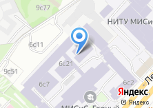 Компания «Iperformance» на карте