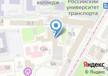 Компания «Невская бумага» на карте