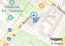 Компания «Московская государственная картинная галерея народного художника СССР Ильи Глазунова» на карте