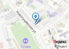 Компания «Гилат Сателлайт Нетворкс Евразия» на карте