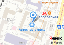 Компания «ВАЛЬКИРИЯ» на карте