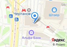 Компания «ФинОд» на карте