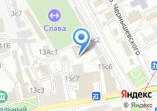 Компания «Автодормехбаза» на карте