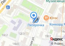 Компания «Совет ветеранов района Якиманка» на карте