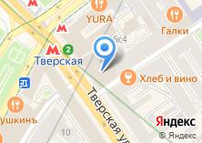 Компания «Этаж» на карте