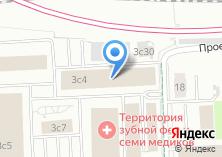 Компания «Saveurs» на карте