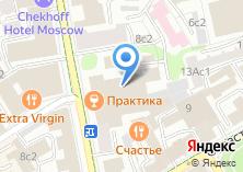 Компания «Ленком» на карте
