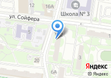 Компания «Народный контроль ЖКХ» на карте
