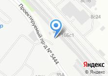 Компания «Солди» на карте