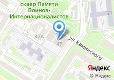 Компания «Российская христианская гимназия» на карте