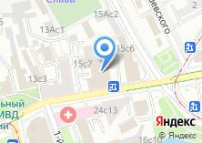 Компания «Салон красоты на Селезнёвской» на карте