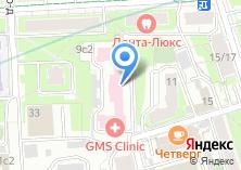 Компания «GMS ЭКО» на карте