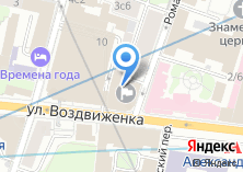 Компания «Департамент развития новых территорий г. Москвы» на карте