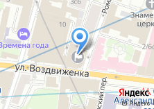 Компания «Комитет по обеспечению реализации инвестиционных проектов в строительстве и контролю в области долевого строительства г. Москвы» на карте