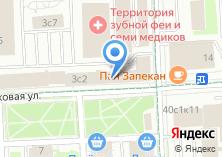 Компания «Планеташоп.ру» на карте