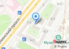 Компания «Центр управления имуществом агропромышленного комплекса Российской Федерации» на карте