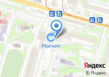 Компания «КБ Спецсетьстройбанк» на карте