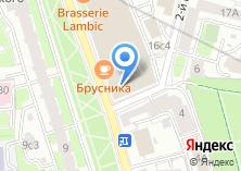 Компания «Сим телеком» на карте