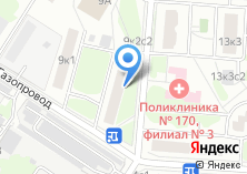 Компания «Детская библиотека №138» на карте