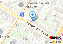 Компания «Диона» на карте