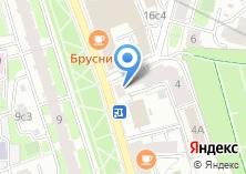 Компания «Продуктовый магазин на Краснопролетарской» на карте