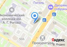 Компания «Тульская федерация профсоюзов» на карте