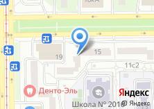 Компания «Адвокатский кабинет Никуйко И.Ф.» на карте
