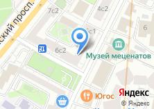 Компания «Азбука полимеров» на карте