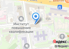 Компания «ТулаСпецМеталл» на карте