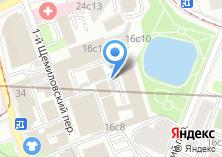 Компания «Тату-салон» на карте