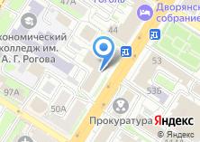 Компания «Компьютерный мастер» на карте