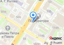 Компания «СмартКон» на карте