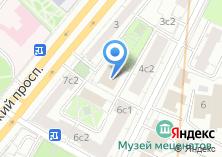 Компания «Мазай коммуникейшенс» на карте