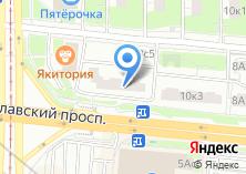 Компания «Чертаново-11» на карте