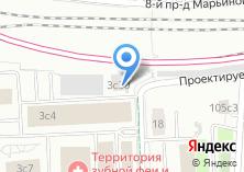 Компания «Шиномонтажная мастерская на Полковой» на карте
