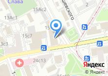 Компания «Селезневские бани» на карте