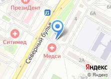 Компания «Автостоянка №53» на карте