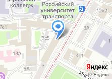 Компания «Пончик & Ко» на карте