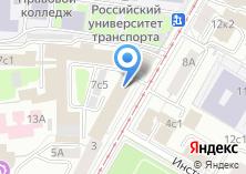 Компания «Карты+» на карте