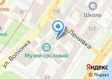 Компания «КБ Кредит Экспресс Банк» на карте