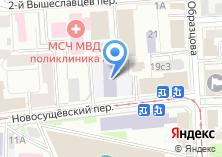 Компания «Детская музыкальная школа им. Н.П. Ракова» на карте