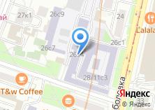 Компания «ВШЭ» на карте