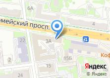 Компания «Магазин белорусских товаров» на карте