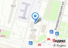 Компания «Taxed.ru» на карте