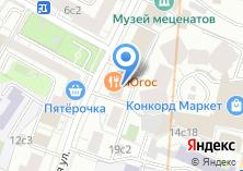 Компания «Пробелы в российском законодательстве» на карте