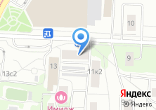 Компания «НПО Содис» на карте