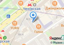 Компания «ЕБилет.ру» на карте