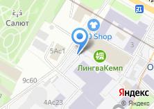 Компания «Нотариус Алферов Д.В.» на карте