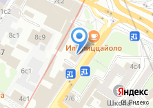 Компания «На Волхонке» на карте