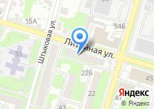 Компания «Городской санитарно-дезинфекционный центр» на карте